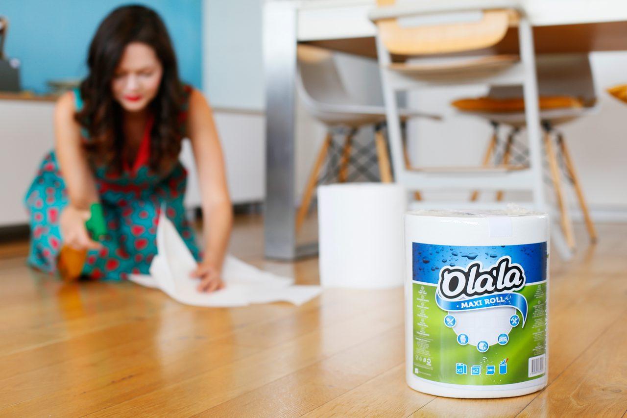 Kupaonica iz snova s Ola'la papirom